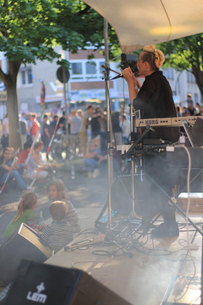 Friedrichplatz-Bühne