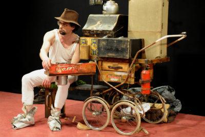 AGORA Theater, Nebensache, (c) Inès Heinen